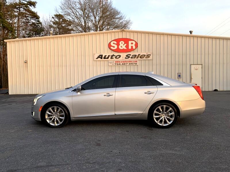 Cadillac XTS Luxury FWD 2015