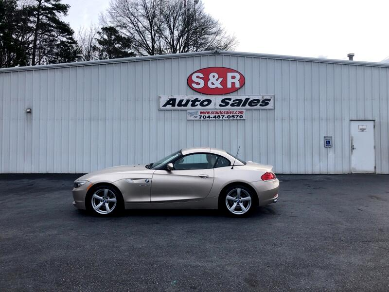 BMW Z4 sDrive30i 2011