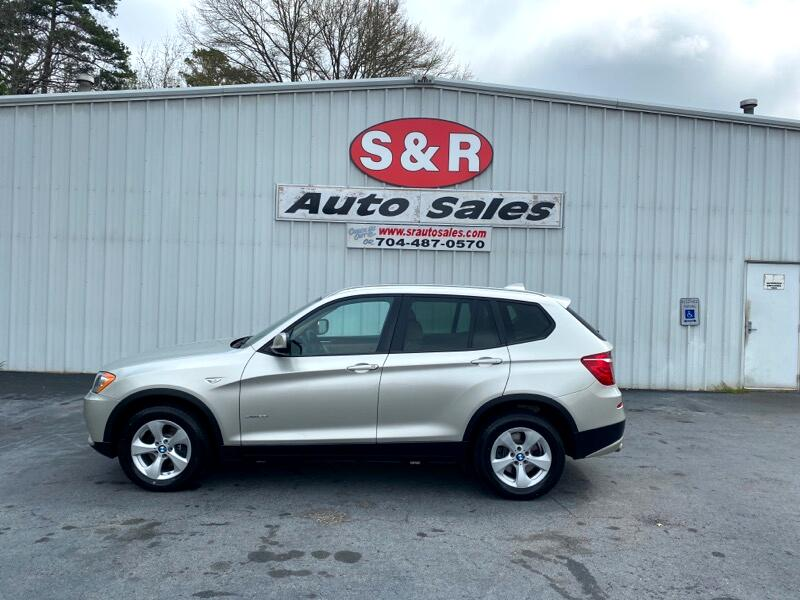 BMW X3 AWD 4dr xDrive28i 2012