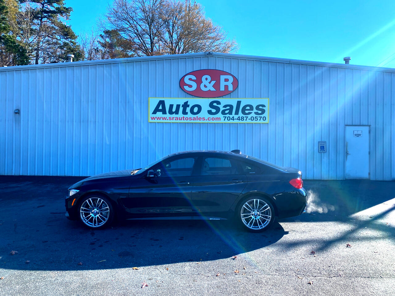 BMW 4 Series 4dr Sdn 428i RWD Gran Coupe SULEV 2016