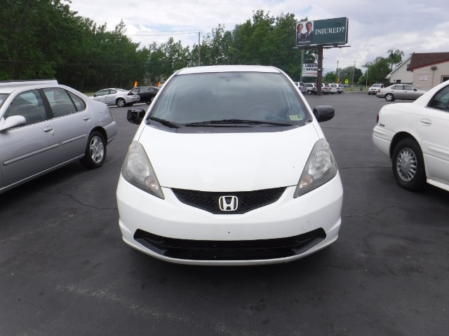 2010 Honda Fit 5-Speed MT