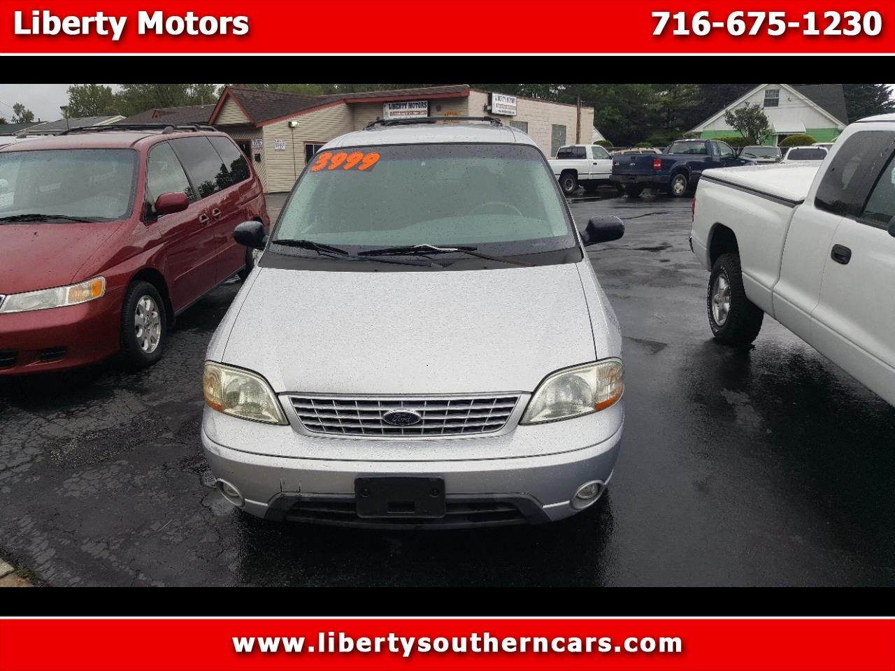 Ford Windstar LX Deluxe 2003