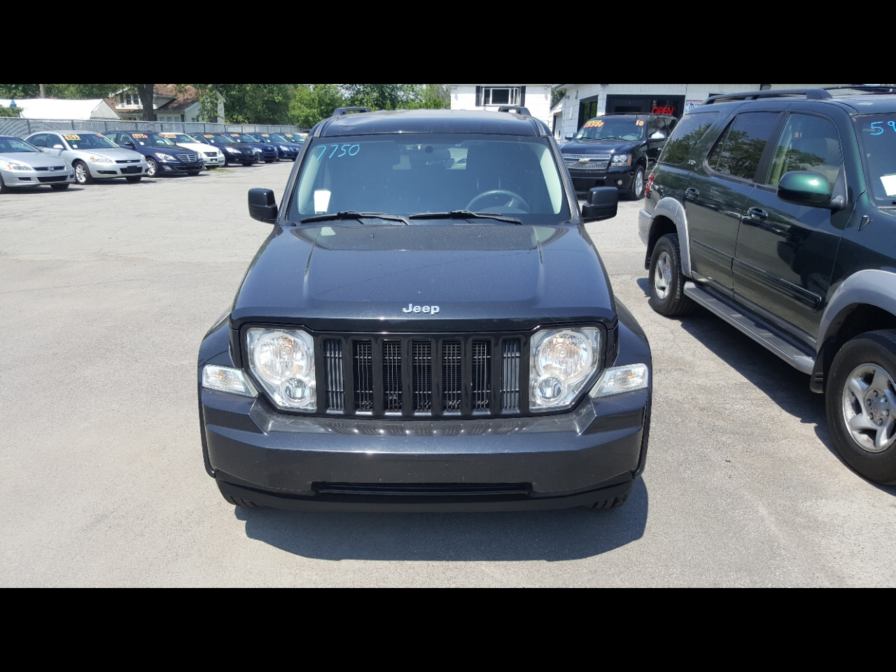 2010 Jeep Liberty Sport 4WD
