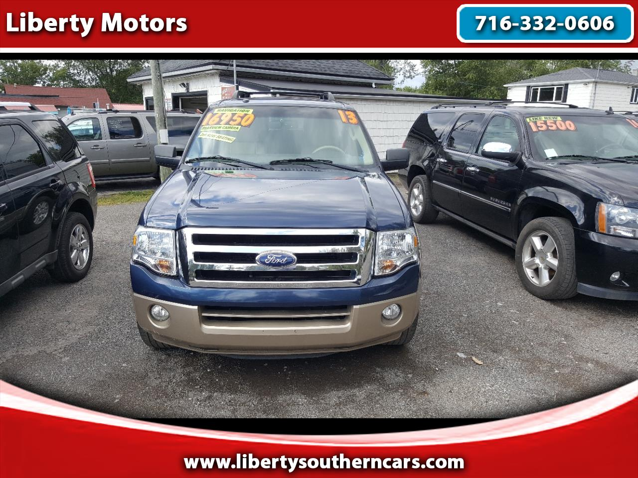 "Ford Expedition 119"" WB XLT 2013"