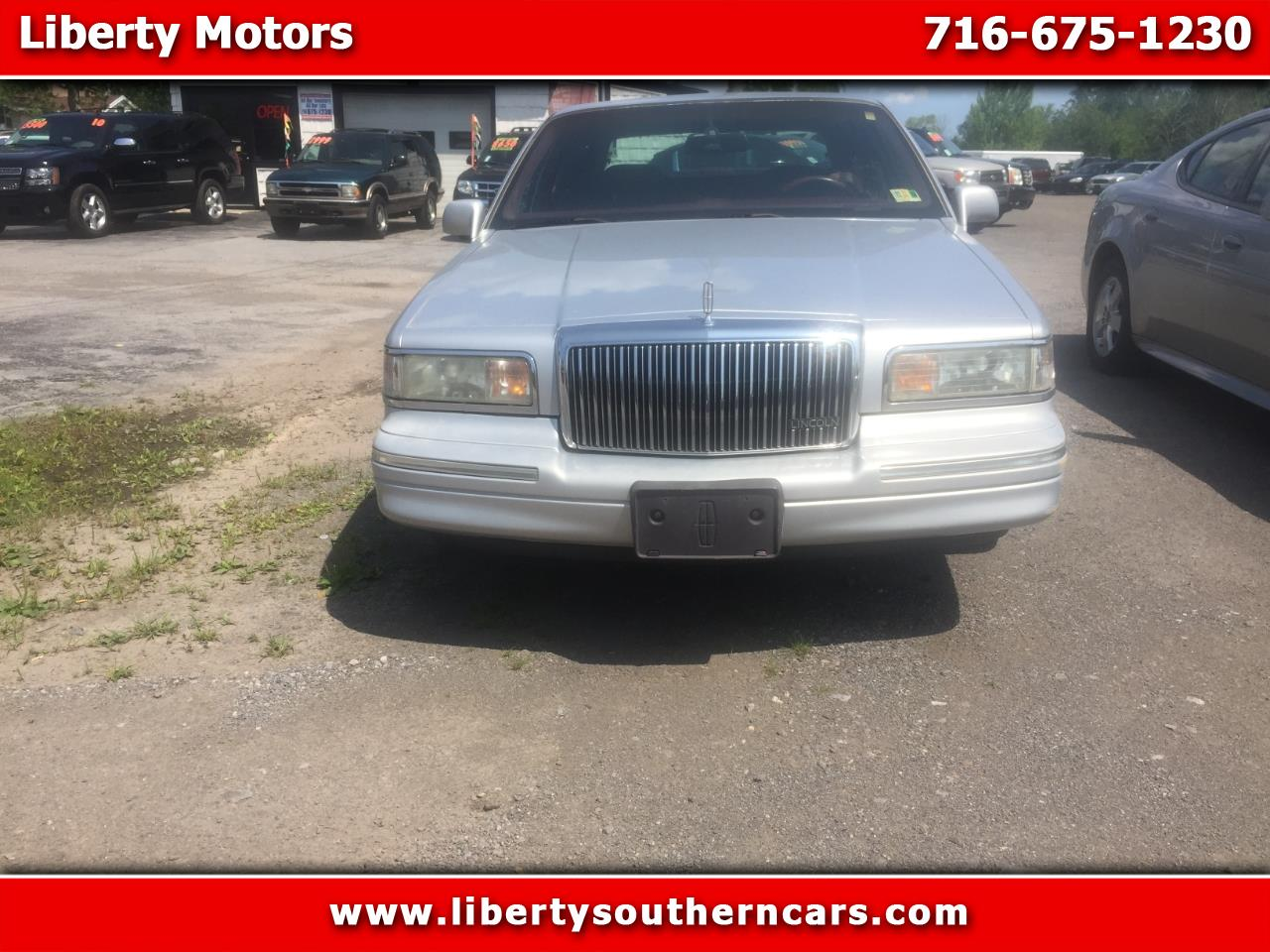 Lincoln Town Car Signature 1996