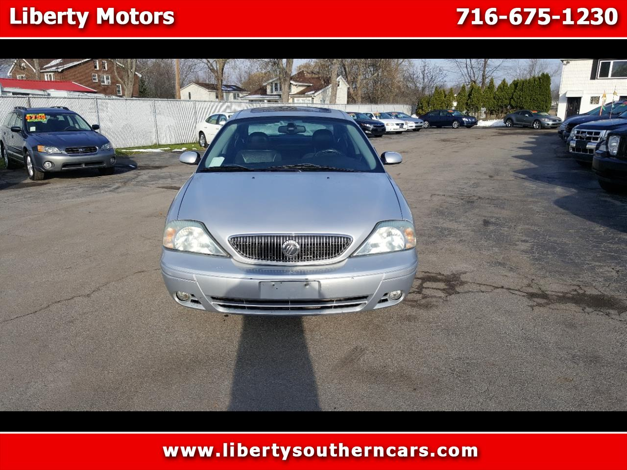 Mercury Sable LS Premium 2004