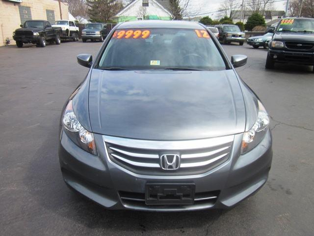 2012 Honda Accord LX sedan