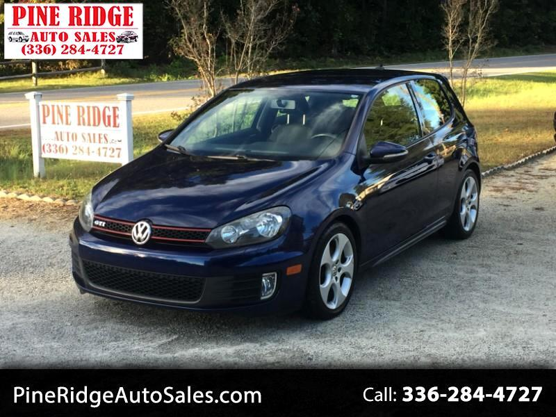 2010 Volkswagen GTI 2 Door Hatchback