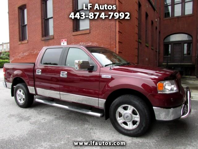 2006 Ford F-150 XLT SuperCab 5.5-ft. Bed 4WD