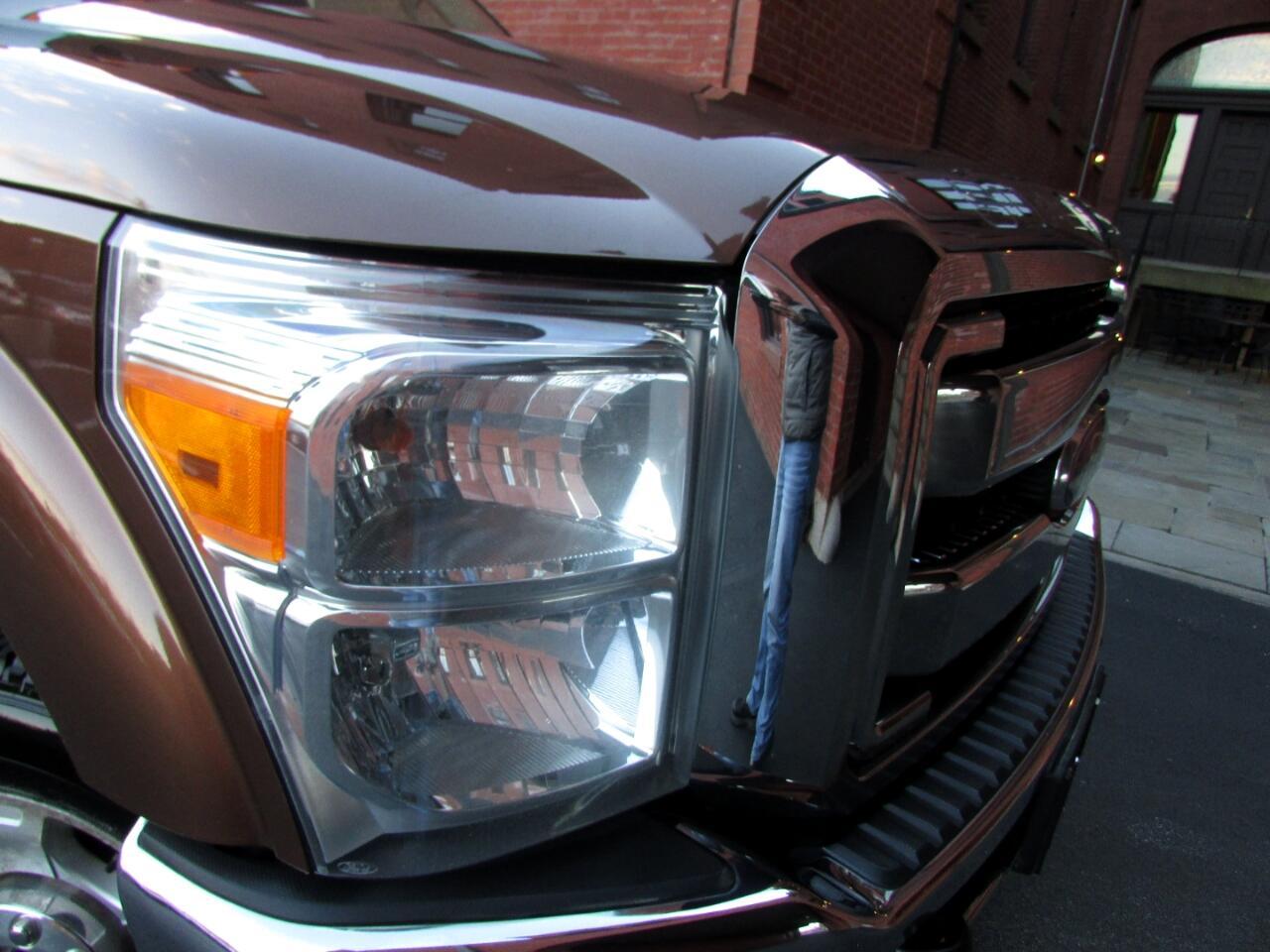 2011 Ford Super Duty F-250 SRW 4WD Crew Cab XLT