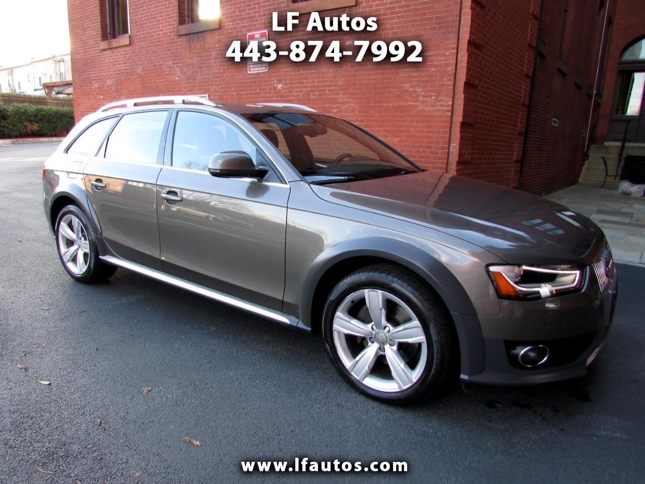 2014 Audi allroad 4dr Wgn Premium  Plus
