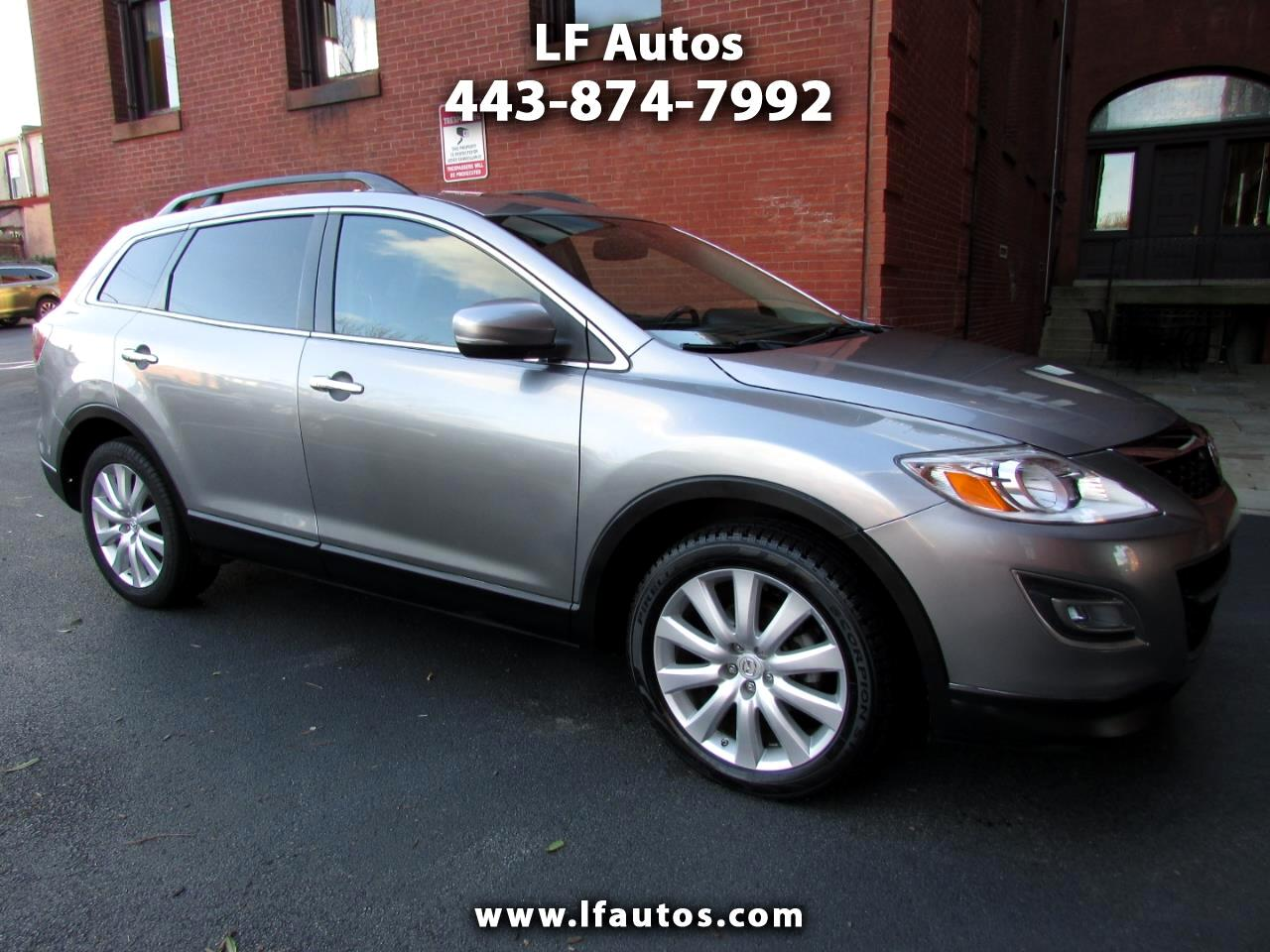 Used 2010 Mazda CX-9 AWD 4dr Grand Touring For Sale In