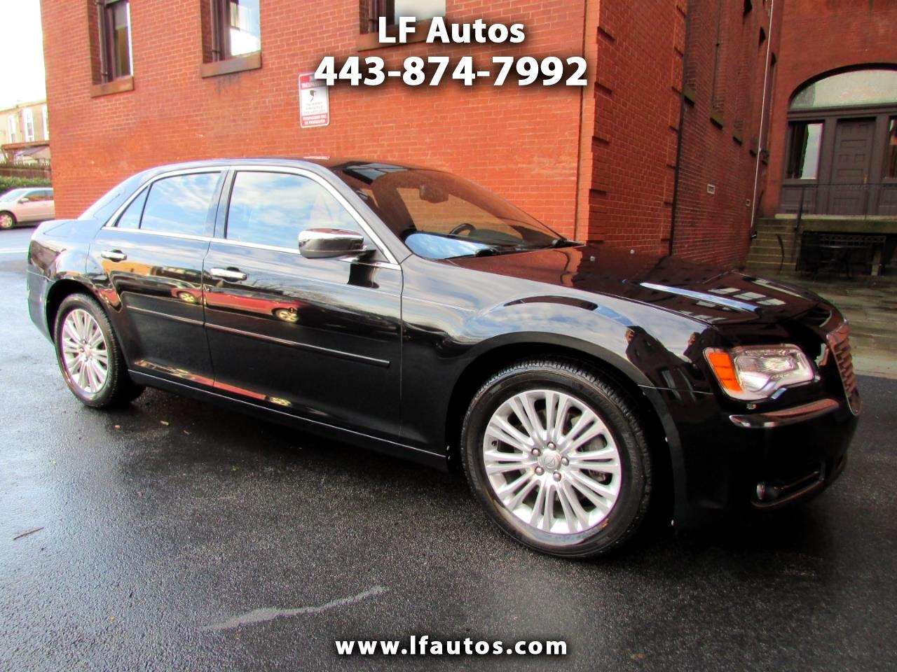 2013 Chrysler 300 4dr Sdn 300C AWD