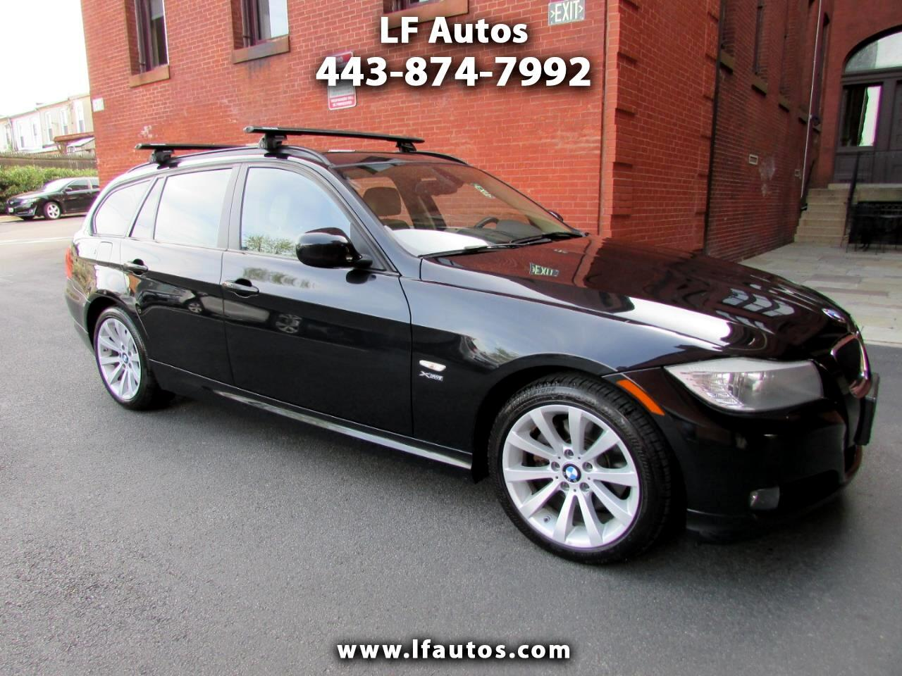 2012 BMW 3 Series 4dr Sports Wgn 328i xDrive AWD