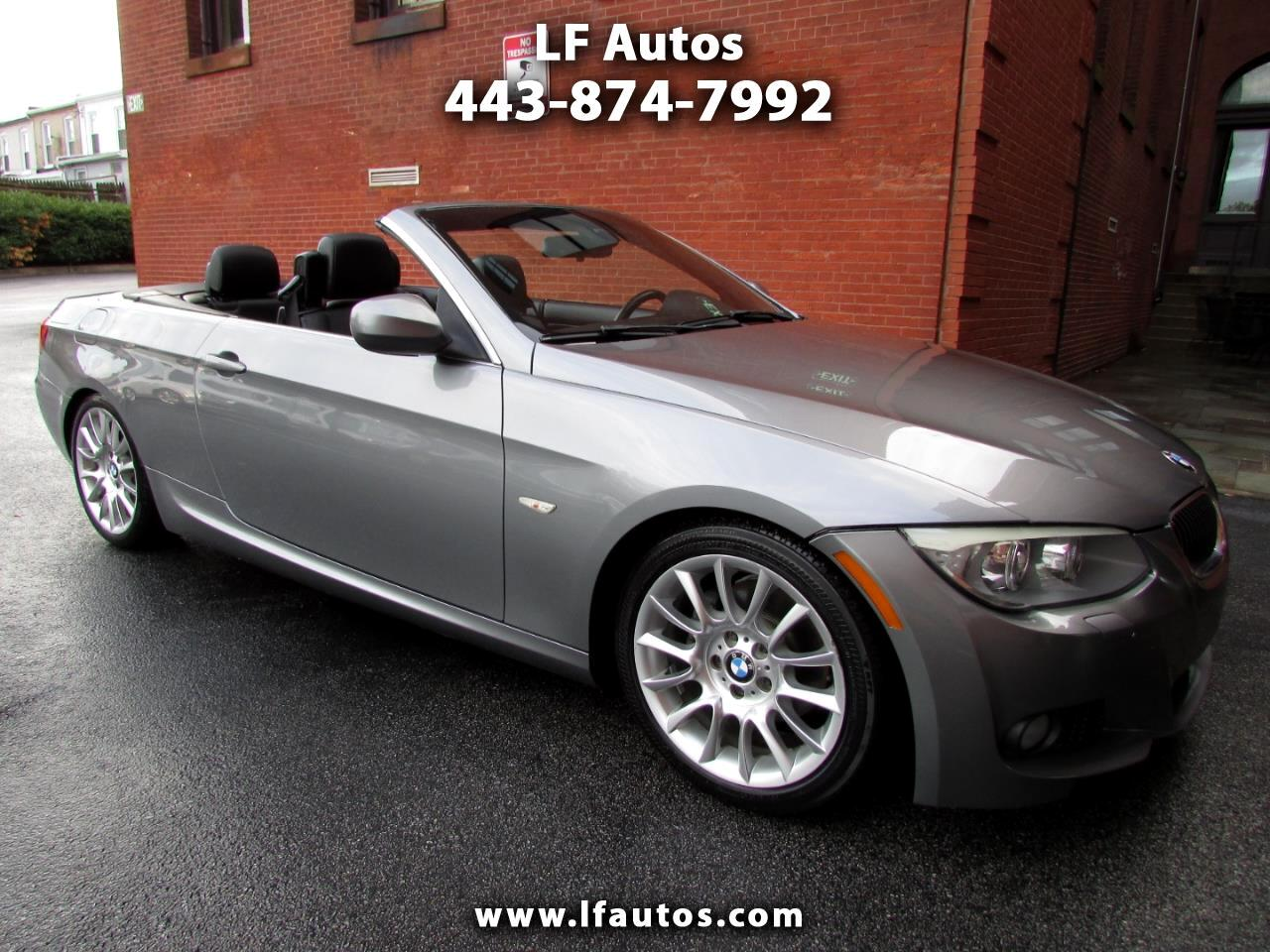 BMW 3 Series 2dr Conv 328i 2012