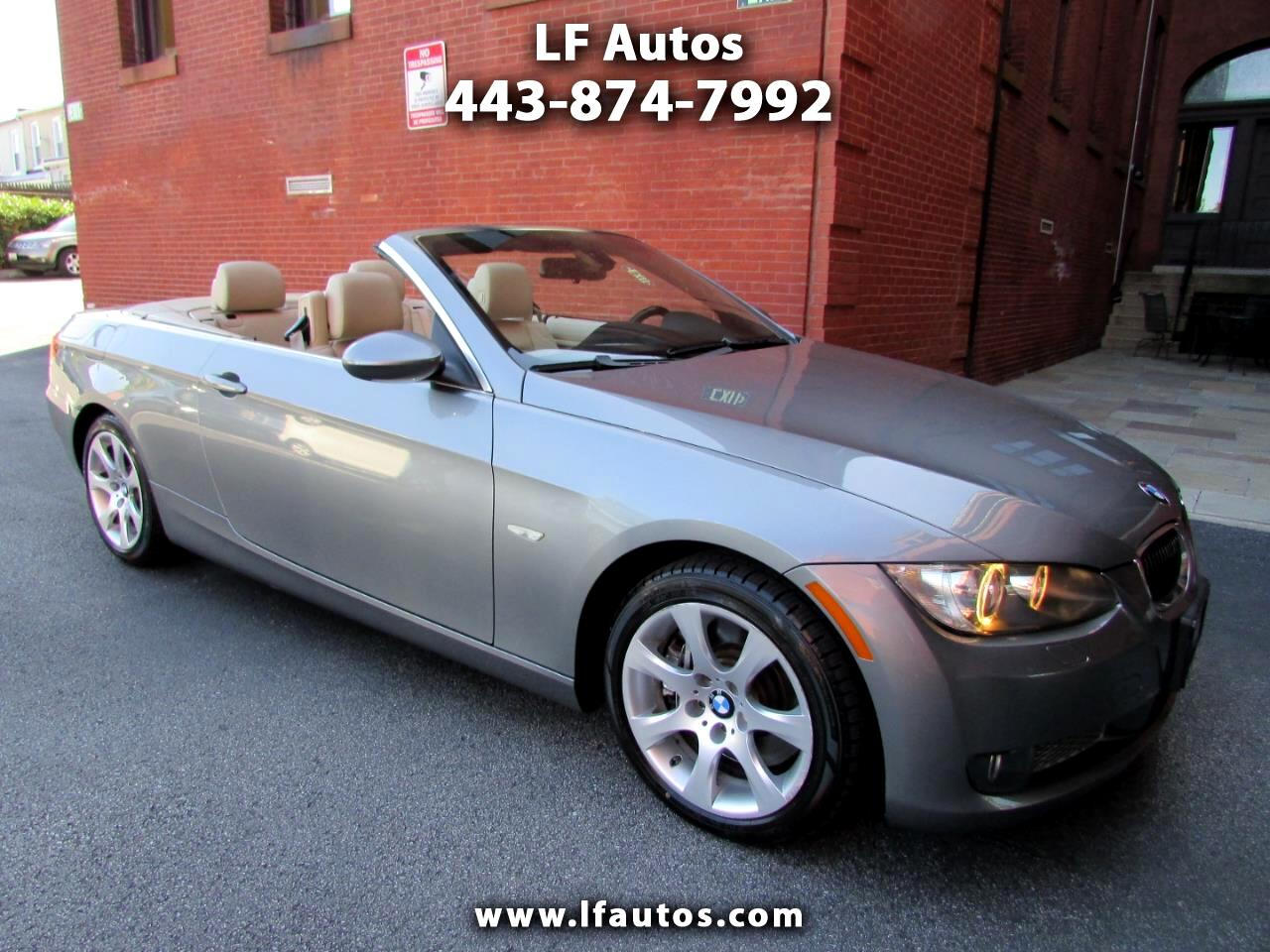 2009 BMW 3 Series 2dr Conv 335i