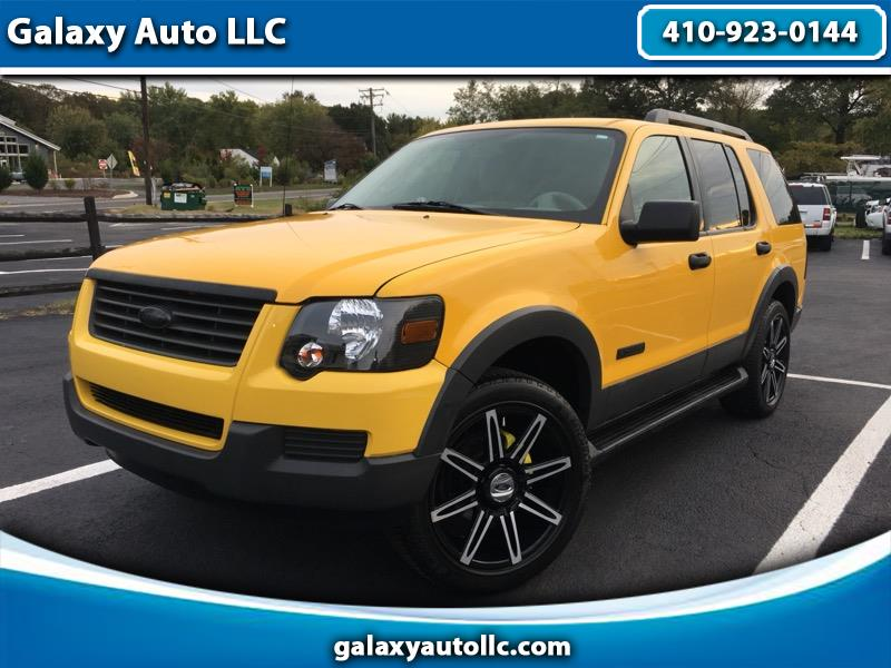 """2006 Ford Explorer 4dr 114"""" WB 4.0L Limited 4WD"""