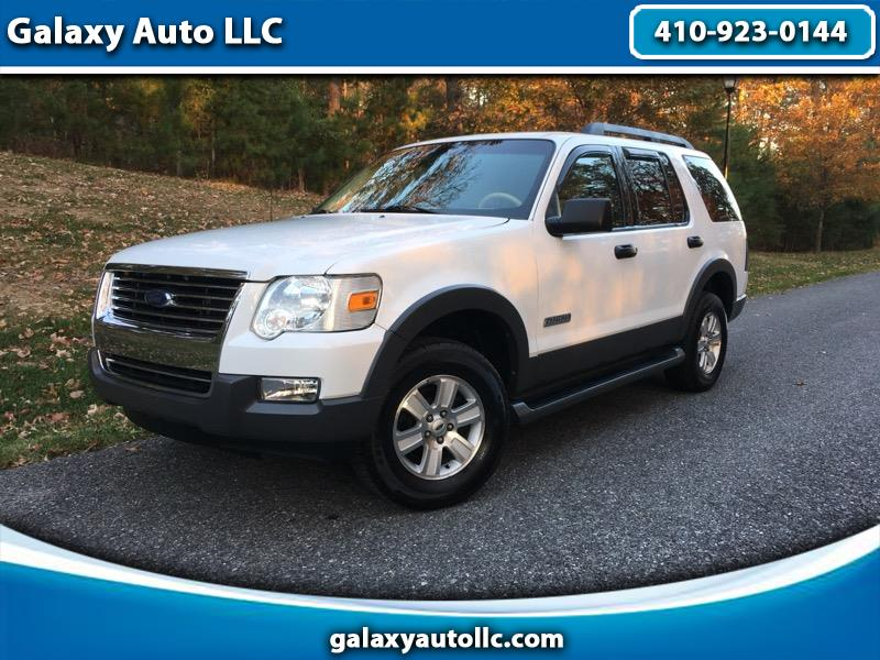 2006 Ford Explorer Limited 4WD