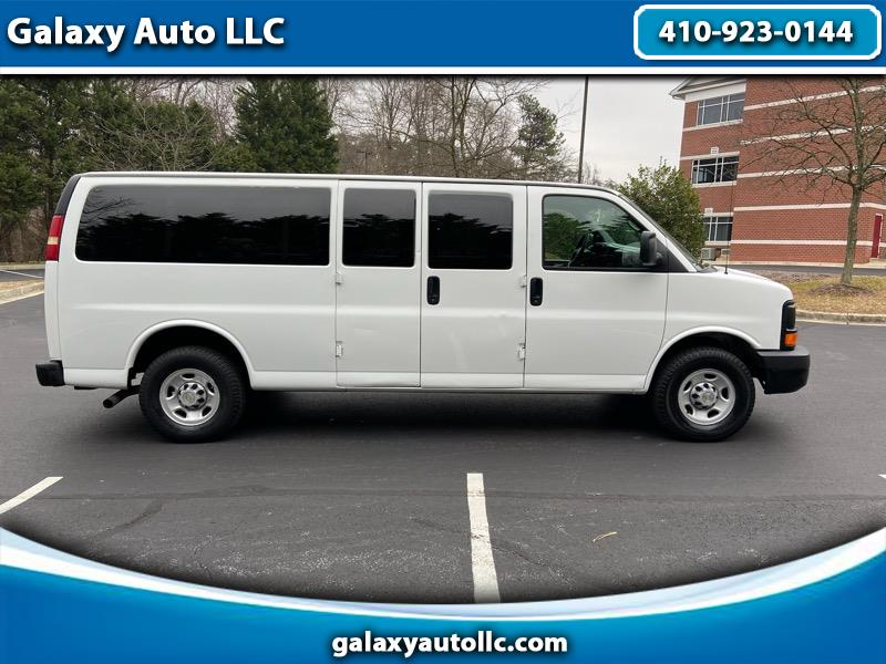Chevrolet Express 3500 Extended 2004