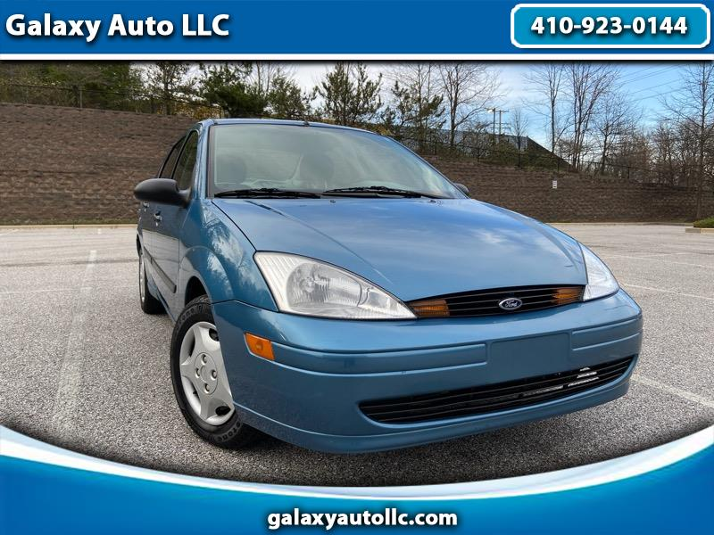 Ford Focus 4dr Sdn LX 2001