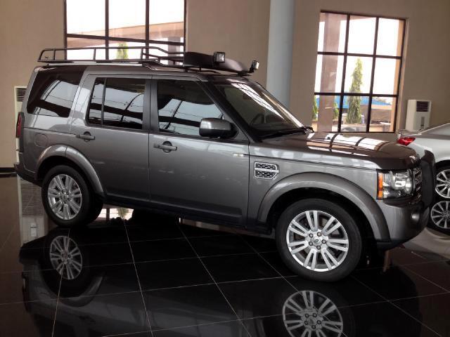 Land Rover LR4 HSE Luxury 2010