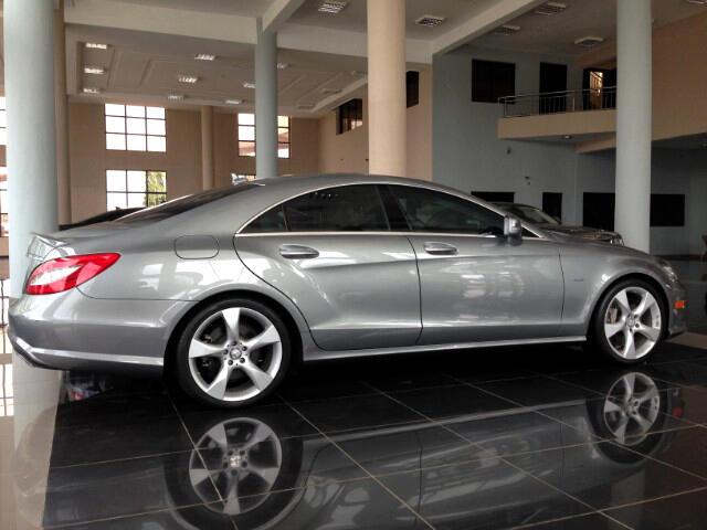 Mercedes-Benz CLS-Class CLS550 2012