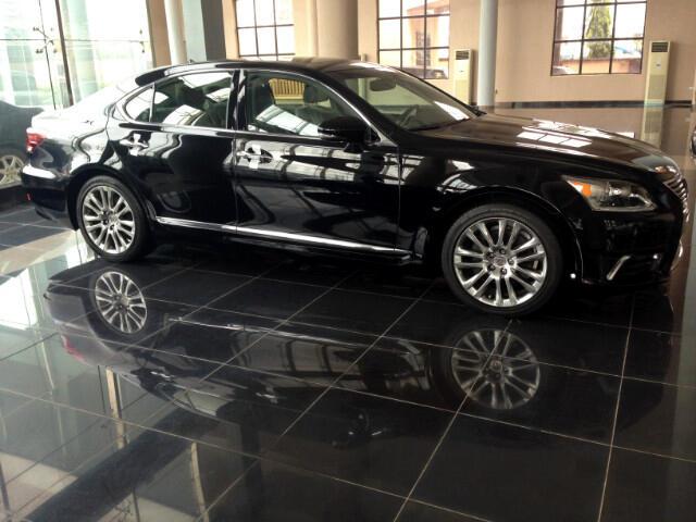 Lexus LS 460 L Luxury Sedan AWD 2013