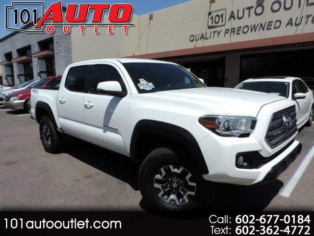 2016 Toyota Tacoma 2WD Double V6 AT PreRunner (Natl)