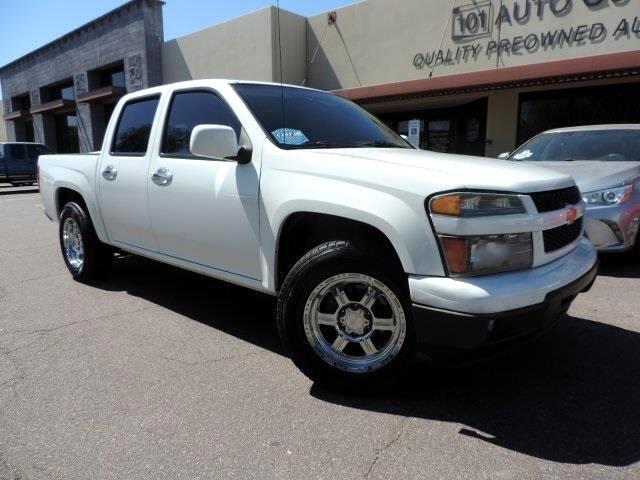 2010 Chevrolet Colorado LT1 Crew Cab 2WD