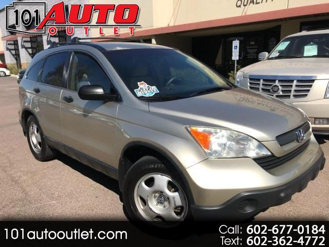 2007 Honda CR-V LX 2WD AT