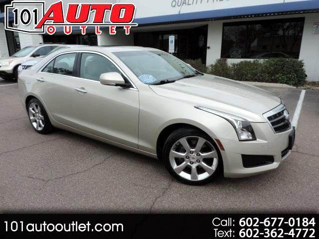 2013 Cadillac ATS 2.5L Luxury RWD