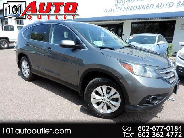 2014 Honda CR-V EX 4WD 5-Speed AT