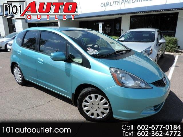 2013 Honda Fit 5-Speed AT
