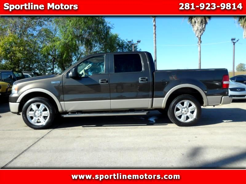 Ford F-150 Lariat SuperCrew 2WD 2008