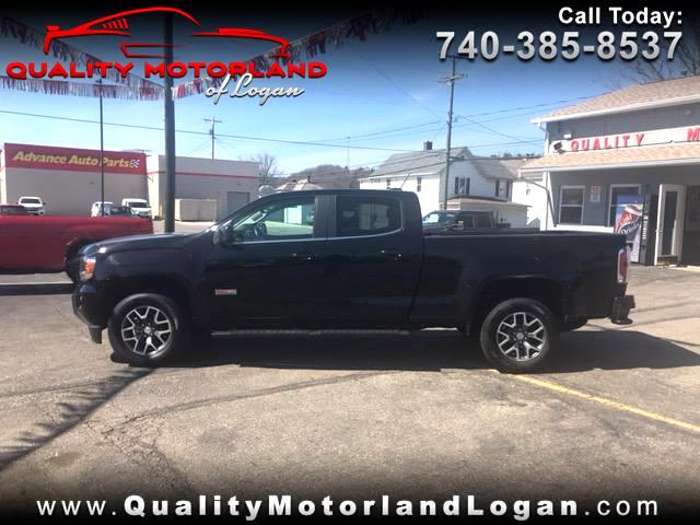 "2015 GMC Canyon 4WD Crew Cab 140.5"" All Terrain w/Leather"