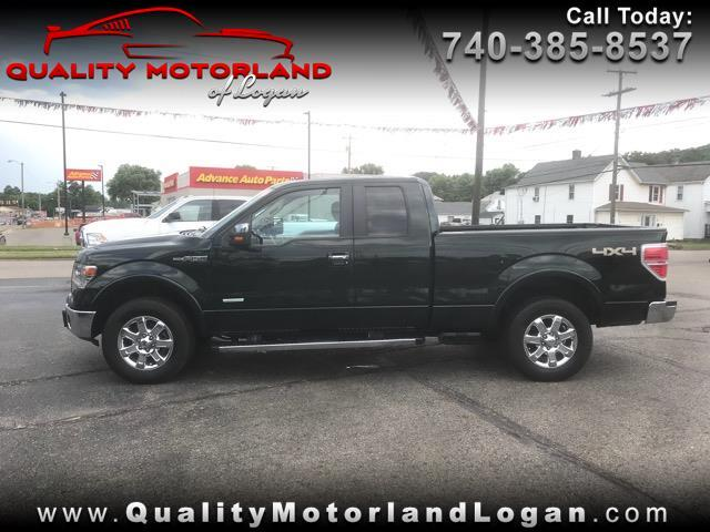 2014 Ford F-150 Lariat SuperCab 4WD