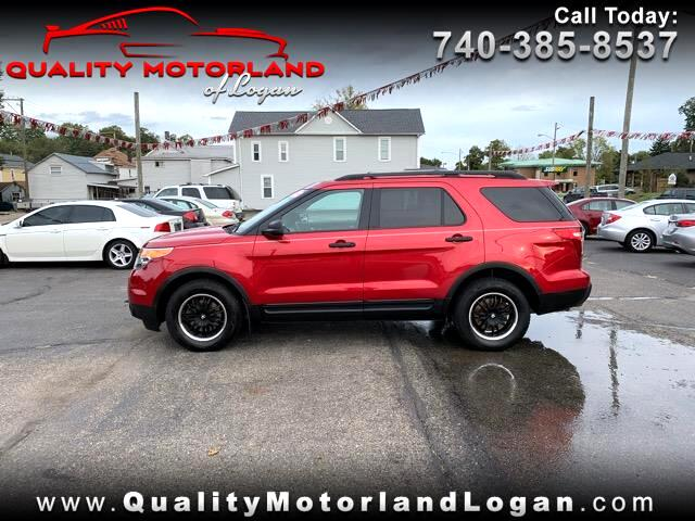 2012 Ford Explorer Base 4WD