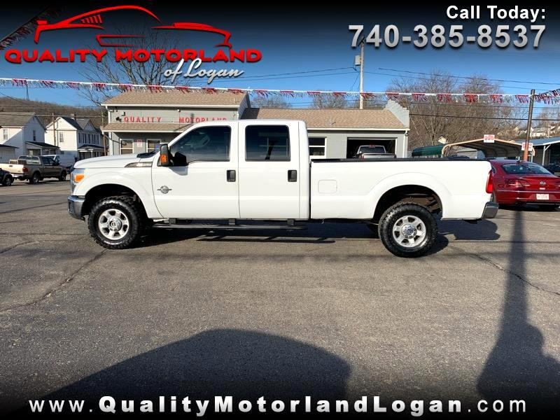 2014 Ford F-350 SD XL Crew Cab Long Bed 4WD