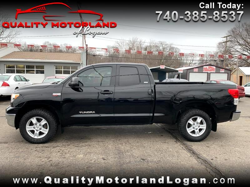 2010 Toyota Tundra 4WD SR5 Double Cab 6.5' Bed 5.7L (Natl)