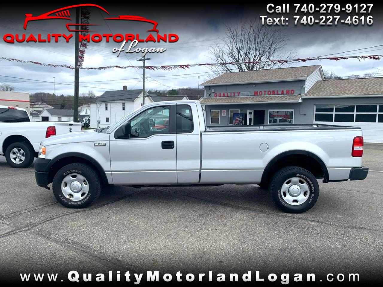 Ford F-150 XL Long Box 4WD 2008