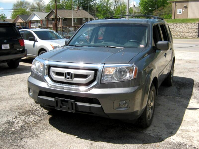 2009 Honda Pilot EX-L 2WD with DVD