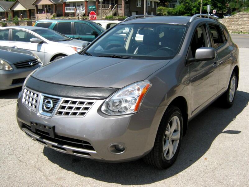 Nissan Rogue S AWD 2008
