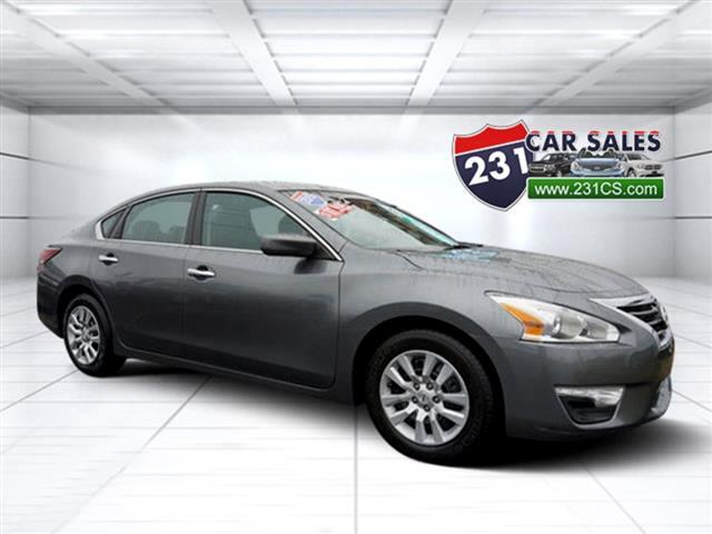 2015 Nissan Altima 2.5 S Sedan Managers Special