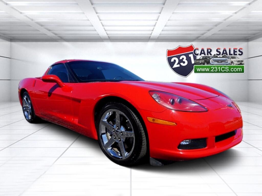 2007 Chevrolet Corvette 1LT Coupe