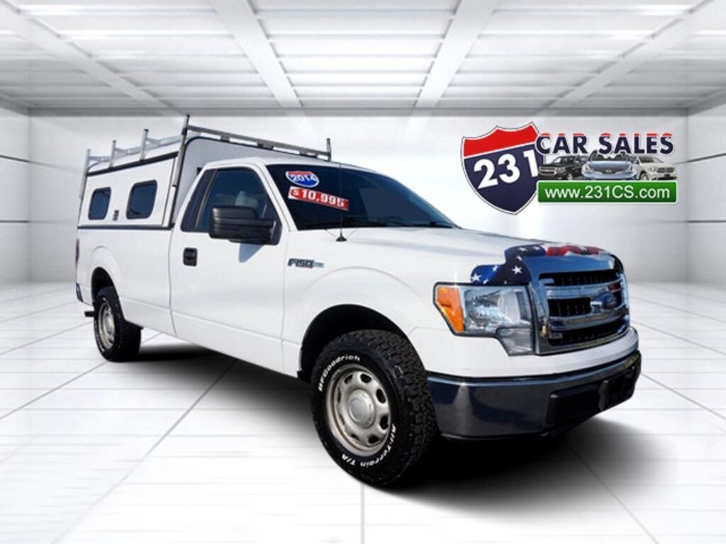 2014 Ford F-150 Regular Cab XL 2WD