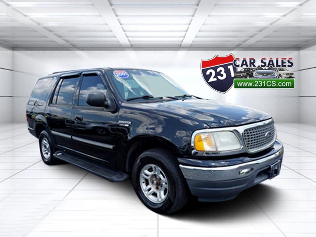 2001 Ford Expedition XLT 4x2