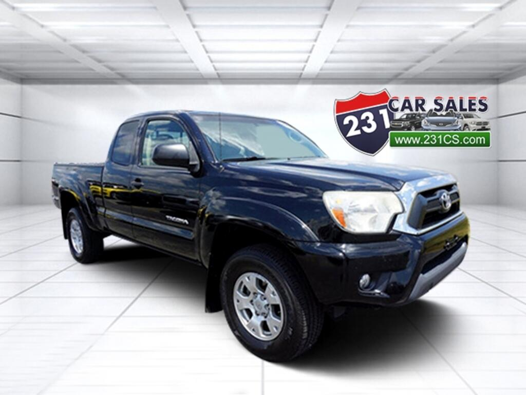 2012 Toyota Tacoma PreRunner 2WD