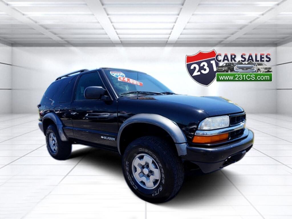2005 Chevrolet Blazer ZR2 4x4 2 Door