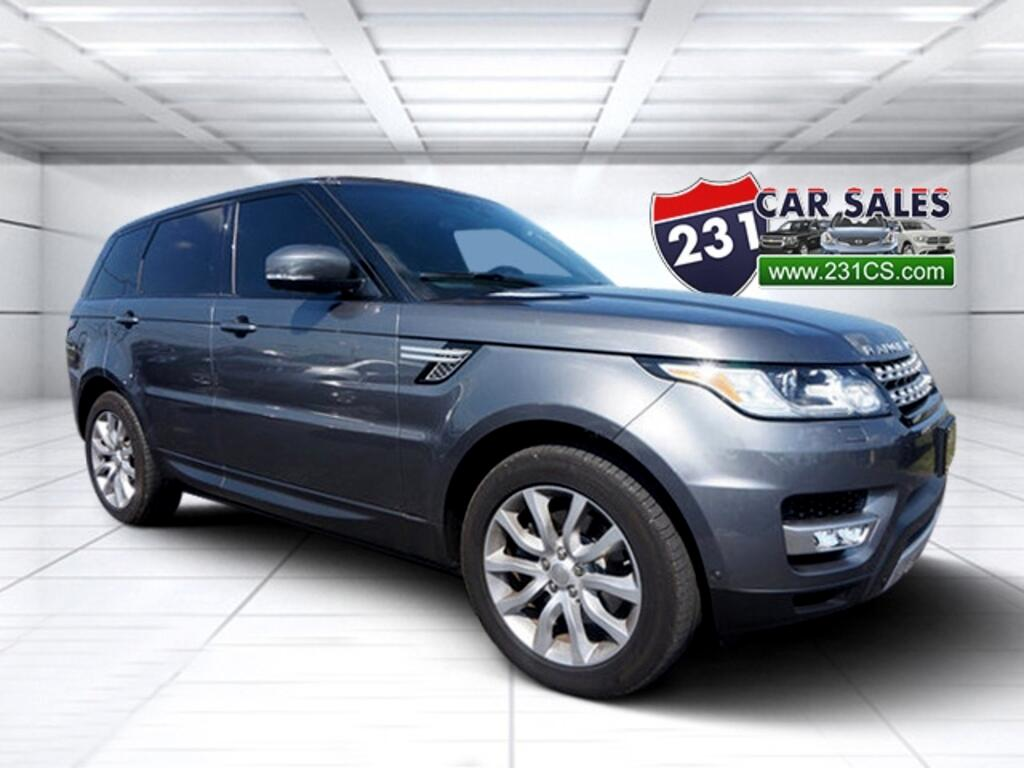 2014 Land Rover Range Rover Sport Sport HSE 4WD Supercharged