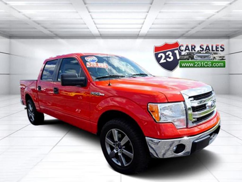 2013 Ford F-150 SuperCrew XLT 4x2 5.0L